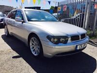 BMW 7 SERIES 735i AUTOMATIC 3.6 LEATHER SAT NAV