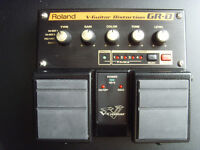 Roland GR-D, V-Guitar pedal, distortion, overdrive, synth, GK input, stereo, perfect condition