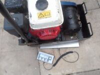 wacker plate petrol honda engine gx160.