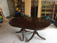 Reproduction Regency Table
