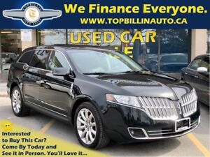 2010 Lincoln MKT AWD Navigation, Pano Roof, Fully Loaded