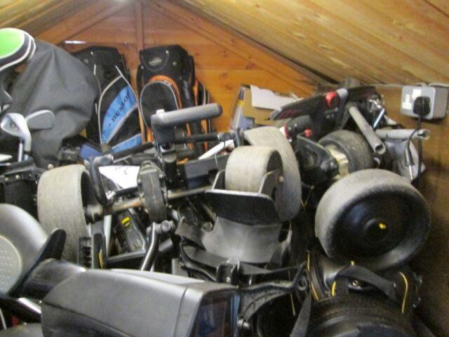 MOTOCADDY,HILLBILLY,POWAKADDY ELECTRIC GOLF TROLLEY SPARES NEW&USED   in  Batley, West Yorkshire   Gumtree