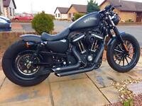 Harley 883 Bobber