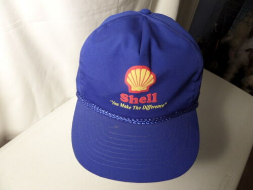 Vintage Shell (You Make The Difference) Cap/Hat (NISSIN)