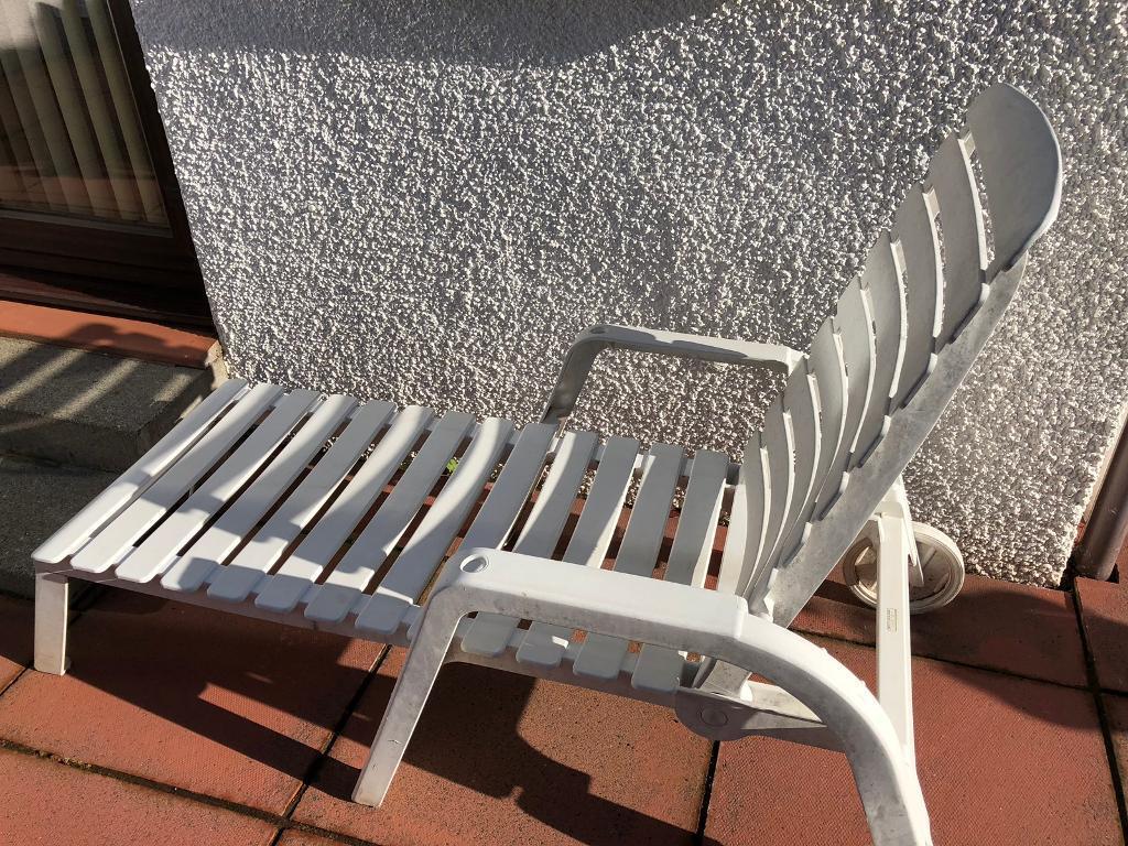 Allibert outdoor garden furniture