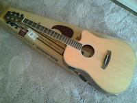 TANGLEWOOD *DISCOVERY* DBT DCE OV ELECTRO ACOUSTIC, IN NEW CONDITION .