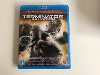 Terminator salvation bluray