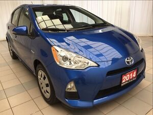 2014 Toyota Prius c Upgrade Package