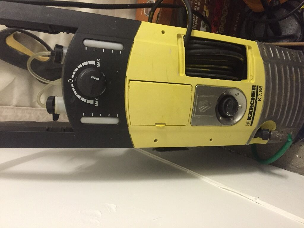 Karcher k powerful pressure washer in robroyston glasgow gumtree - Karcher k7 85 ...