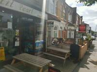 Coffee shop for sale E17