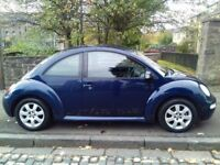 Volkswagen Beetle 2.0 2005 (55)**Full Years MOT**An Iconic Beetle for ONLY £1595!!!