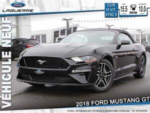 2018 Ford Mustang GT Premium*10 VITESSES*