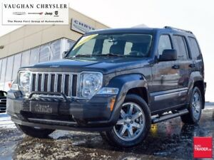 2010 Jeep Liberty 1 Owner *Limited* Navigation * Sunroof *