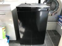 Under work surface freezer. Hotpoint RZAAV22K1