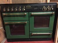 Range master 1100 gas cooker