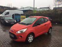 FORD KA law miles only 57000