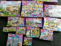 Lego friends massive bundle worth over 1000 pounds