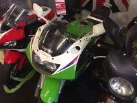 Kawasaki ZXR400 Sports Bike
