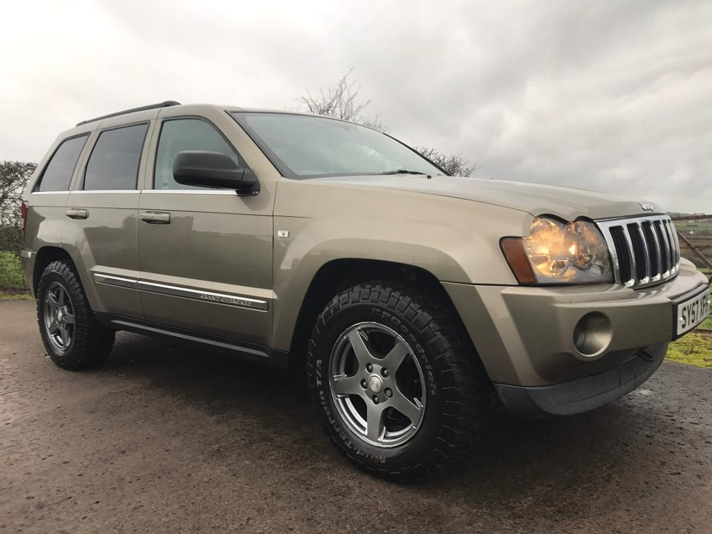 2007 jeep grand cherokee 5 7 v8 hemi limited 4x4 trade in accepted in newtownabbey county. Black Bedroom Furniture Sets. Home Design Ideas