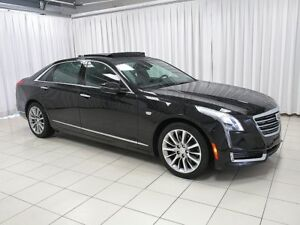 2016 Cadillac CT6 AWD 3.6 L LUXURY SEDAN - ONE OWNER LOW LOW KM