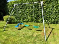 TP double swing and seesaw set - NOW SOLD