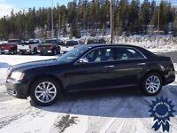 2011 Chrysler 300 Limited Rear Wheel Drive Sedan, 66,554 KMs