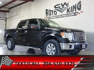 2011 Ford F-150 Super Crew XLT-XTR / 4x4 / Financing Available