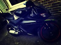 Looking for a yzf r125 at a good price