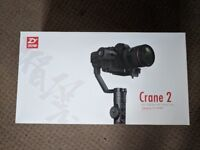 Zhiyun Crane 2 [unopened box]