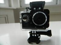 1080p HD Action Cam