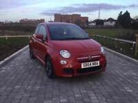 Fiat 500 S/S £20 Tax a Year Only £3599