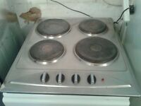 **JAY'S APPLIANCES**BUAMATIC**STAINLESS STEEL ELECTRIC HOB**DELIVERY**MORE AVAILABLE**