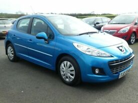 image for 2012 Peugeot 207 1.4 petrol active only 79000 miles, motd feb 2022