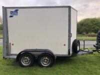 2009 Ifor Williams BV85G Box trailer tow a van motorhome campervan motorcross go kart trailor