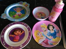 Kids plates etc