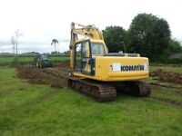 Digger Excavation & Site Clearance Services and Groundworks 18 years in business