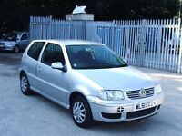 VW POLO MATCH 3 Door (SOLD) Mot December Only 3 owners from new