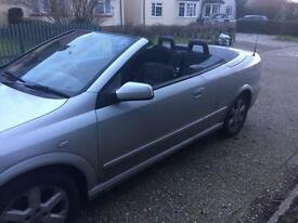 Vauxhall Astra Convertible 1.8 2004