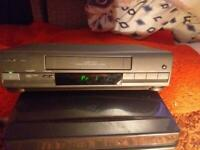 Ferguson FV401LV VCR VHS player recorder