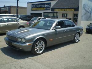 2004 Jaguar XJ XJR SUPERCHARGED! NAV! NO ACCIDENTS! 114K!