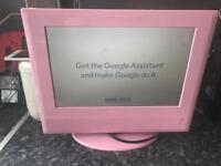 """Pink 15"""" lcd tv"""