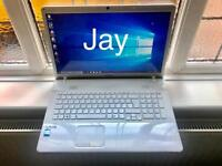 Fast 6GB Sony HD Laptop Massive 500GB , 17.3 inch ,Window10,Microsoft office,Ready to use