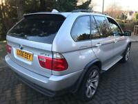 BMW X5 d SPORT EDITION MODEL DIESEL 4X4 2006 AUTOMATIC
