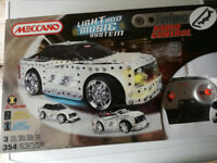 Meccano Model 8950 3 Model Remote Control Car
