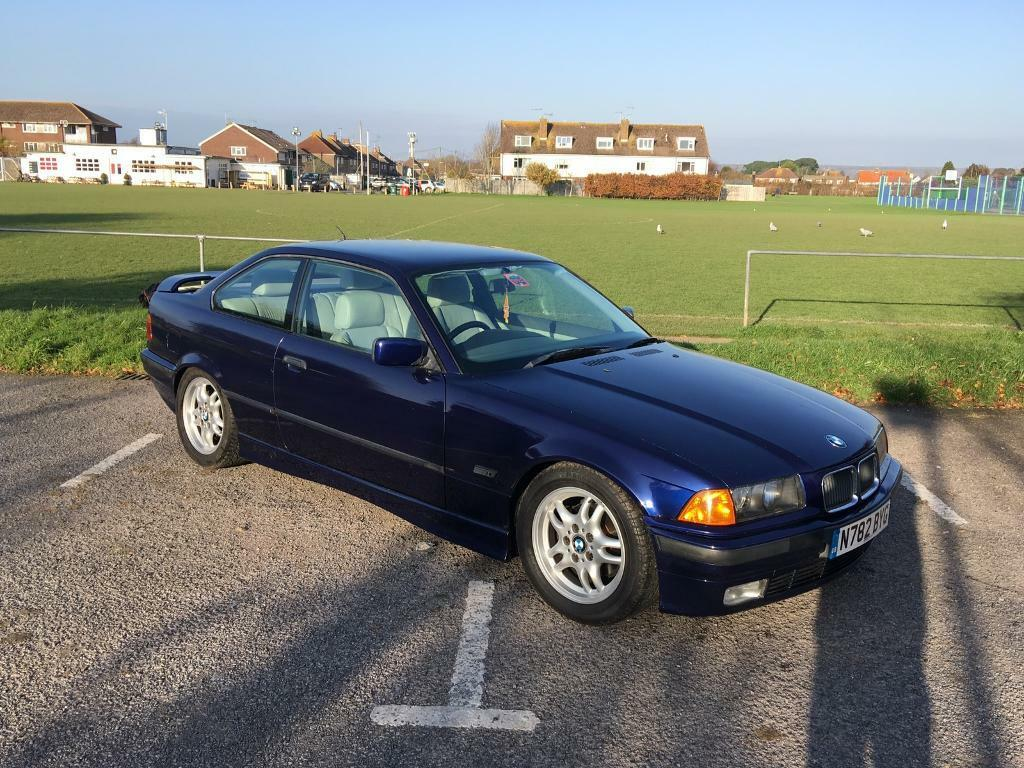 bmw e36 318is coupe mot till april not 328i m3 drift in rustington west sussex gumtree. Black Bedroom Furniture Sets. Home Design Ideas