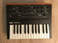 KORG Monologue - PERFECT CONDITION BUT NO BOX- £195