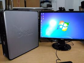 Dell Optiplex 760 Refurbished Desktop Only- Windows 7 Professional Genuine Activated