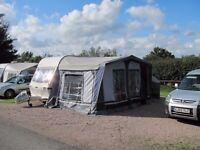 Lunar Arriva GT 2 Berth Caravan Fully Equipped ready to Use