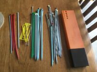 Knitting Needles various sizes free to collect