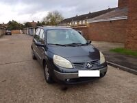 Renault Megane Scenic (In need of work)